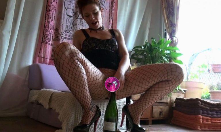 Ce soir c'est Champagne ! Vidéo X