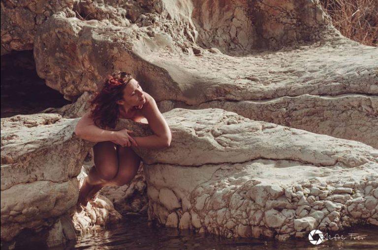 L'étang chimérique, texte et photos