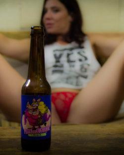 Foot, Bière et le cul de Charlie