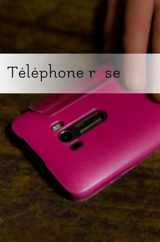 telephone rose charlie
