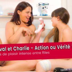 Charlie & Luna Rival : Action ou Vérité ?