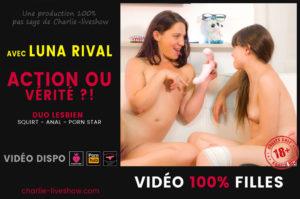 Read more about the article Charlie & Luna Rival. Le livecam Action ou Vérité ?