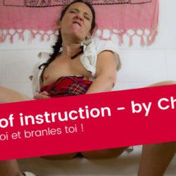 Jerk off instruction – step 1 – Juillet 19