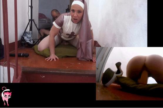 nonne-pute-video-fetish-rubber-latex