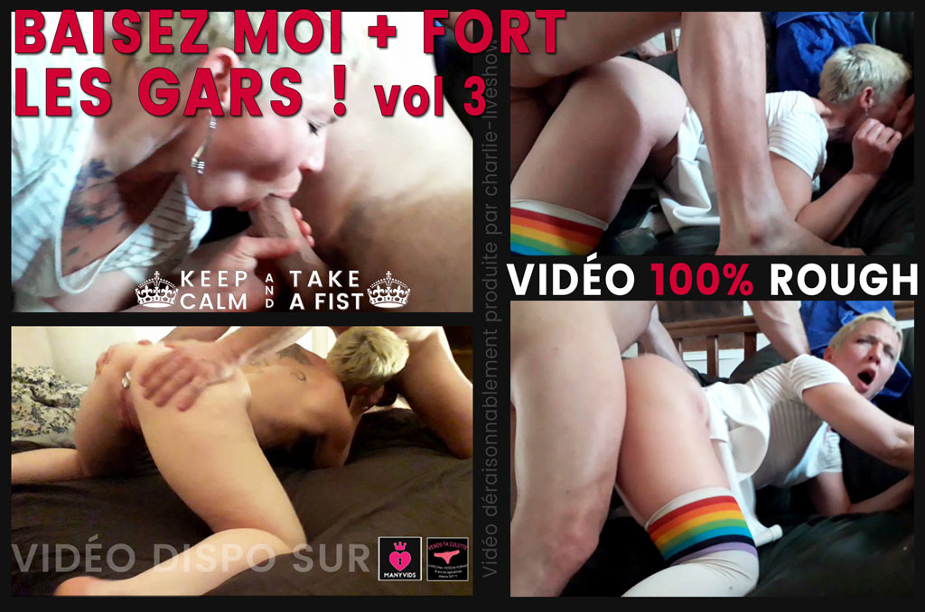 You are currently viewing Baisez moi plus fort les gars 100% ROUGH SEX – BMPF 3