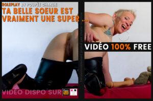 Read more about the article Ta belle-soeur est vraiment une super salope – Roleplay porno