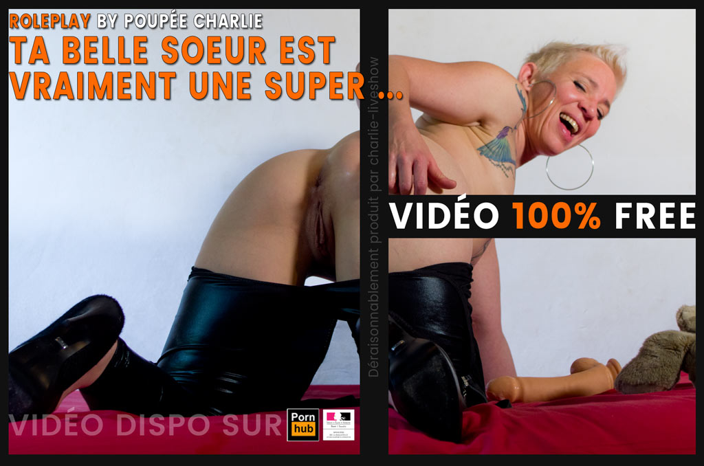 You are currently viewing Ta belle-soeur est vraiment une super salope – Roleplay porno