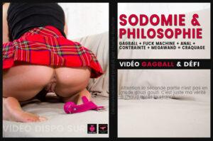 Read more about the article Volontairement attachée & bâillonnée – Soumission, sodomie & philosophie
