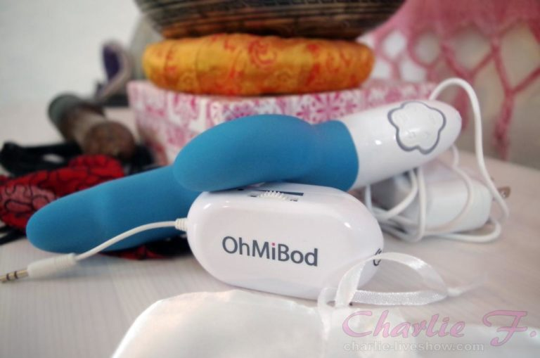 Le rabbit connecté & musical OhMiBod