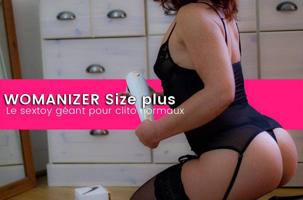 Womanizer Plus + Size, le test plus …