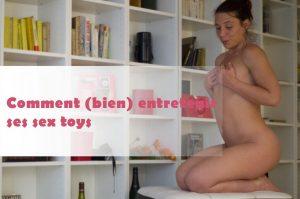 Read more about the article Entretenir ses sextoys, guide pratique des jouets pour adultes