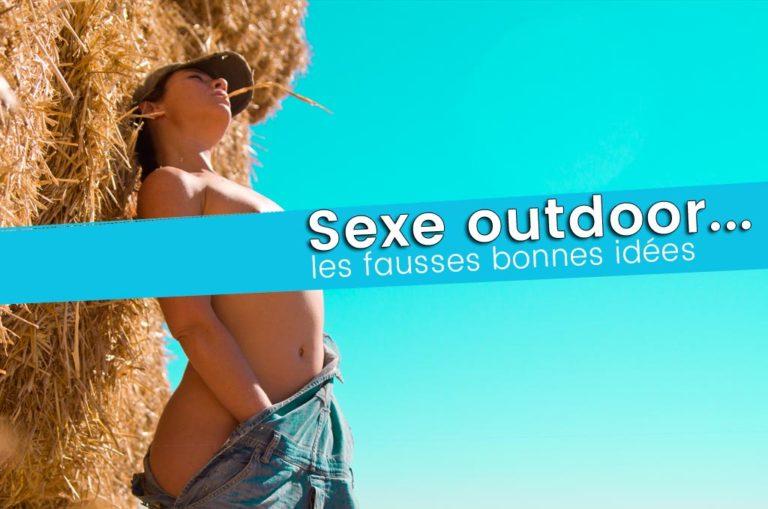Sexe outdoor : 6 endroits pour niquer, ou pas !