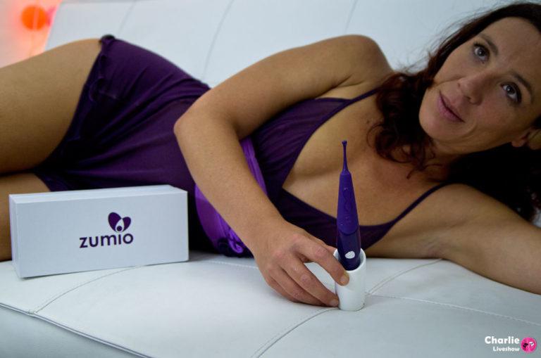Zumio, la baguette magique du clitoris