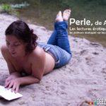 Perle, de Anne Bert, la littérature devient érotique