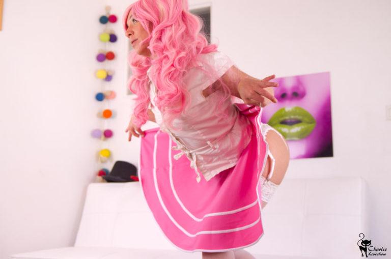 Baba Barbie, la nature peut être girly ? Photo & Philo