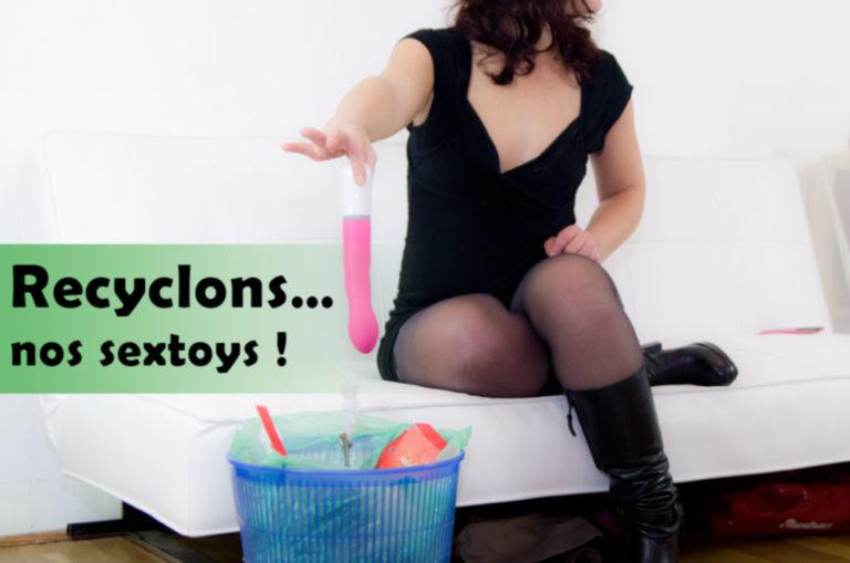 Recycler nos sextoys, le sexe ecolo, c'est possible ?