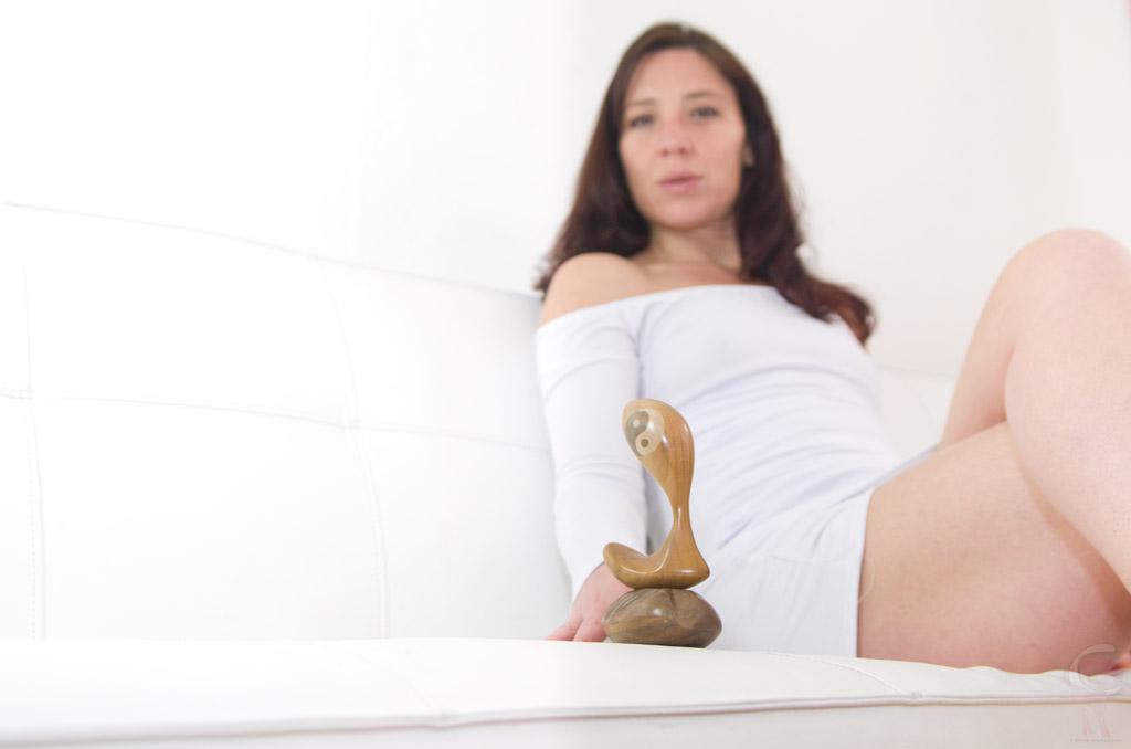 Nunky un sublime oeuf vaginal par Idée du désir