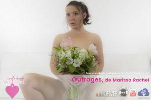 Outrage, de Maryssa Rachel, roman sulfureux