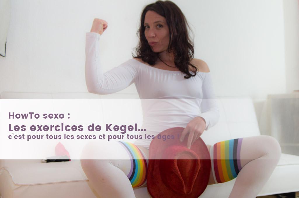 Exercices de Kegel, un essentiel de la sexualité féminine ET masculine