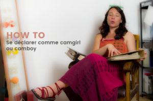 Camgirl, camboy, comment déclarer ses revenus ?