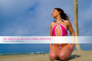 3 micro bikini sexy de NIXXXE… pour réchauffer votre été