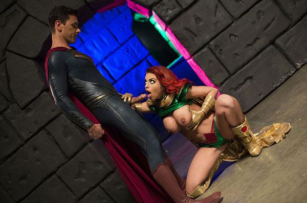 grren lantern cosplay porn