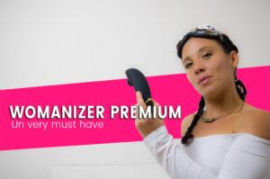 Womanizer Premium, laissez lui prendre les commandes de votre clitoris
