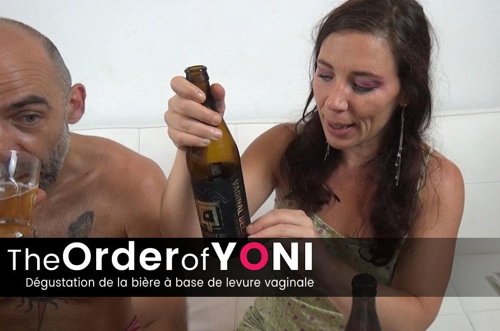 Order of YONI, la bière vaginale sans cyprine, bordel !