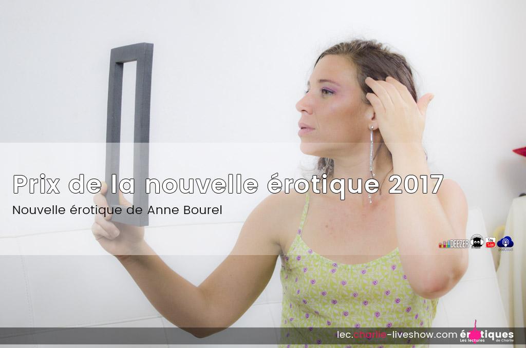 Edition du prix de la nouvelle érotique, back in 2017
