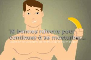 10 bonnes raisons de se masturber