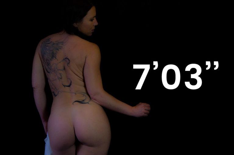 Temps moyen d'un rapports sexuel : 7 minutes 3 sec