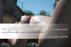 Le goût du désamour, une histoire érotique de Delphine Solère