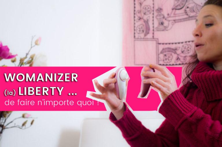 Womanizer Liberty, déception et marketing sextoy