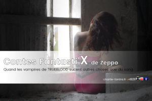 Contes Fantasti'X, nouvelles érotiques et fantastiques