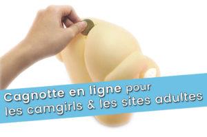 Cagnottes en ligne pour les camgirls & les sites porno