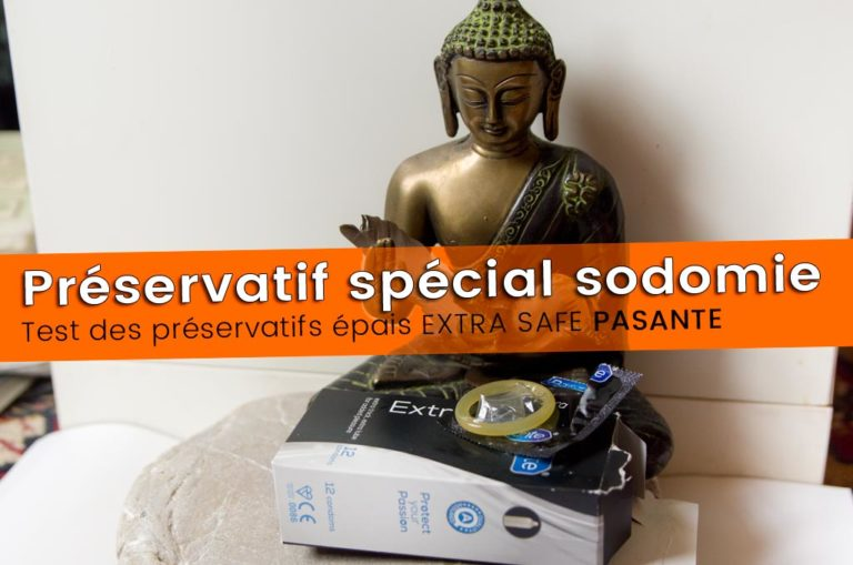 Avis sur le préservatif PASANTE extra épais, spécial sodomie 7-/10