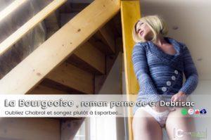 La bourgeoise, de Gil Debrisac, un roman porno pervers à souhait