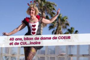 Bilan d'anniversaire de votre dame de coeur & de CUL(inaire)