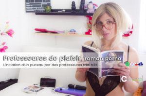Professeures de plaisir, initiation d'un puceau – roman porno