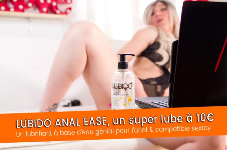 Comparatif lubrifiant anal LUBIDO, Un must have à 10€ ! 8/10