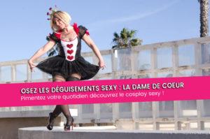 REINE DE COEUR, la tenue idéale pour un cosplay sexy – 7/10