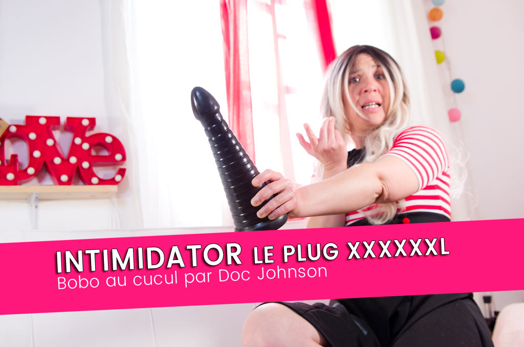 intimidator-test-sextoy-plug-anal-doc-johnson
