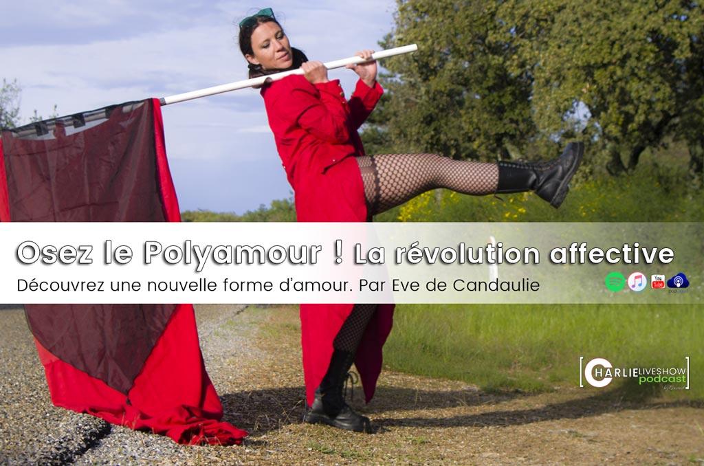 Osez le polyamour, la révolution affective par Eve de Candalulie