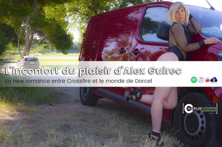 L'inconfort du plaisir d'Alex Guirec, le roman érotique version Dorcel style