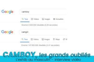 Camboy & webcameur. Interview d'un grand oublié des médias