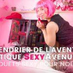Calendrier de l'Avent Erotique 2020 Sexy Avenue, du piment sous ta couette !