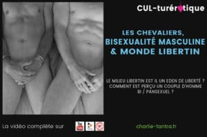 Read more about the article Bisexualité masculine dans le monde libertin, les Chevaliers