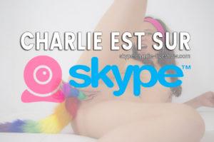 Samedi show privé skype