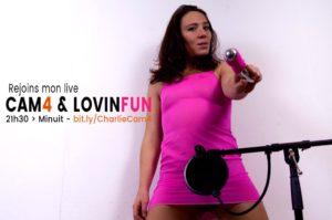 Mardi live CAM4 & Lovinfun
