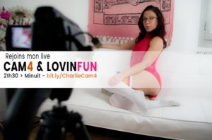 Jeudi live CAM4 & Lovinfun